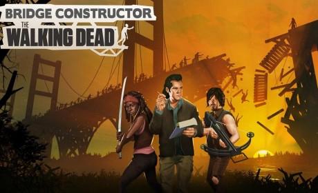 设置陷阱击杀尸群《桥梁工程师The Walking Dead》手机Steam 多平台即将推出