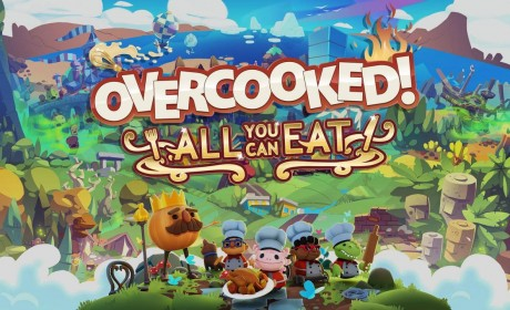 PS5 都要继续烧《Overcooked! All You Can Eat》发售日决定
