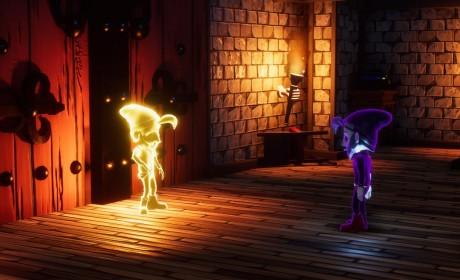 双人合作PC冒险游戏《来自阴影》即将推出协力解开机关逃离黑暗城堡