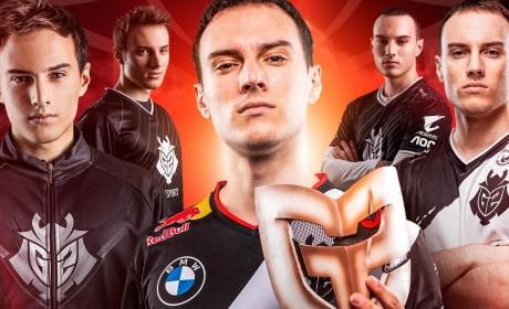 《英雄联盟》欧洲LEC 明星选手Perkz 确定告别待了五年的G2 Esports