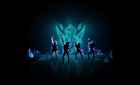 《舞力全开2021》曝光10 秒预告影片虚拟团体K/DA 歌曲《Drum Go Dum》将被收录?