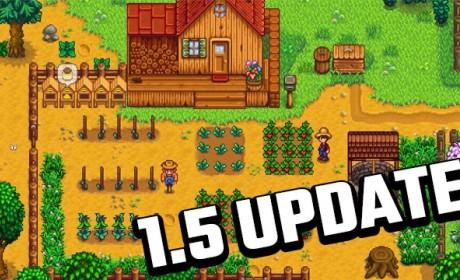 《Stardew Valley》开发者透露 PC或年内推出1.5版