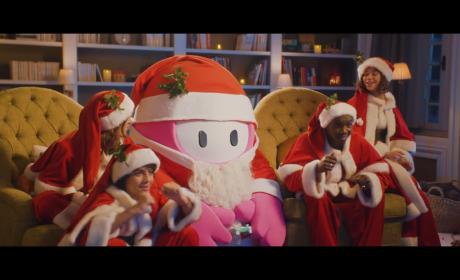 迎接耶诞《糖豆人:终极淘汰赛》公开温馨同乐影片限时推出免费佳节造型