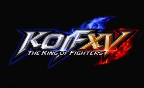 《拳皇15》先导预告片公开 多位角色回归
