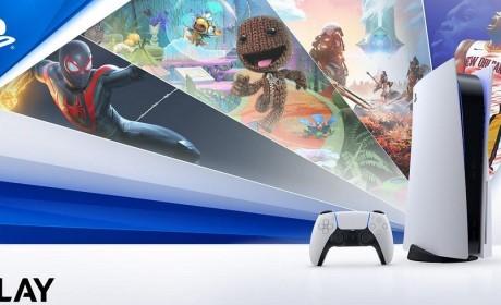 PS5明年大作逐一介绍 最新宣传影像公开
