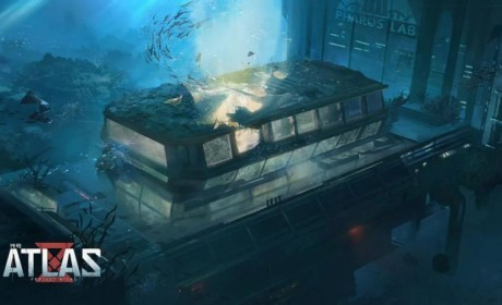 网易的海上废土探索新作《代号:ATLAS》长什么样?我们提前上手试玩了