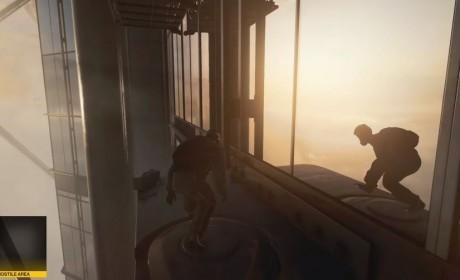 《杀手3》画面评测与各版本分析:冰川引擎有何进化?