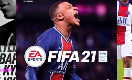 2020年英国年度游戏销量总榜出炉《FIFA21》夺冠丨索尼娱乐网络前总裁逝世