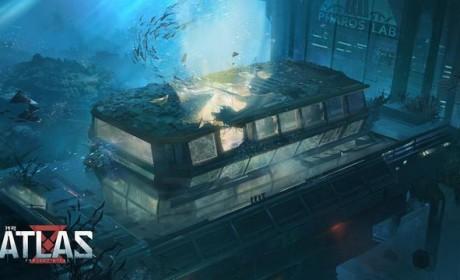 海洋废土还能这么玩?神秘新游《代号:ATLAS》首曝获高度期待