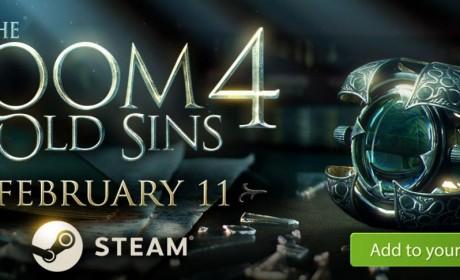 密室解谜游戏《The Room 4: Old Sins》PC 版2 月11 日登陆Steam