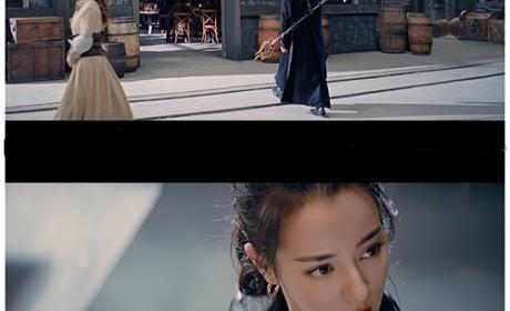 《荣耀大天使》大片首映,热巴、孙红雷狂飙演技