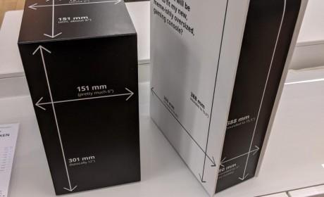 主机巨大化因应对策!IKEA 卖场提供PS5、Xbox SX 纸模型供顾客丈量家具
