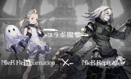 《NieR Re[in]carnation》x《尼尔:人工生命ver.1.22》合作活动月底登场