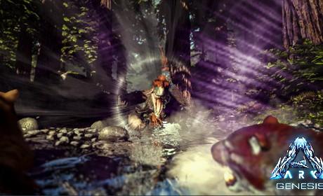 Steam特别好评,《方舟生存进化》的MOD模组有多魔性?