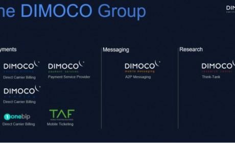 DIMOCO Carrier Billing 近日正式确认参展2021 ChinaJoyBTOB