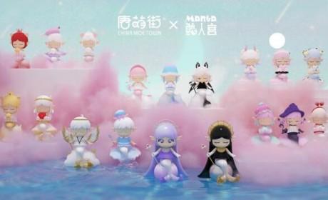 唐萌街 将在2021潮流艺术玩具展亮相