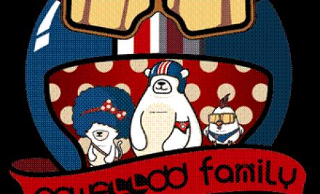 帕帕饭米粒品牌 闪亮登场2021 CJTS潮流艺术玩具展