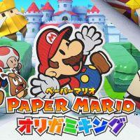 纸片玛利欧:折纸国王