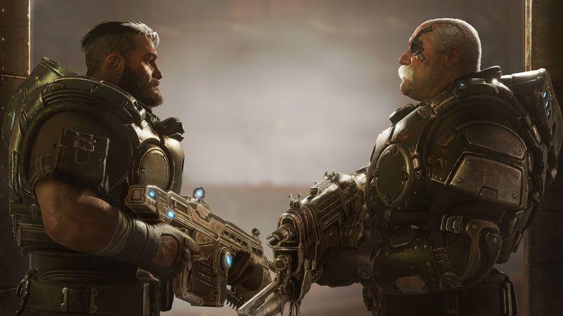 战争机器:战术小队