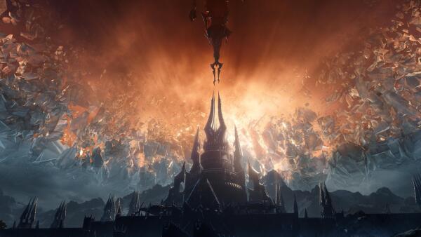 勇闯《暗影之境》 — 全新《魔兽世界》资料片现已推出