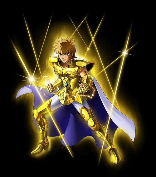 分类推荐,科普圣斗士星矢手游里不同站位强力角色