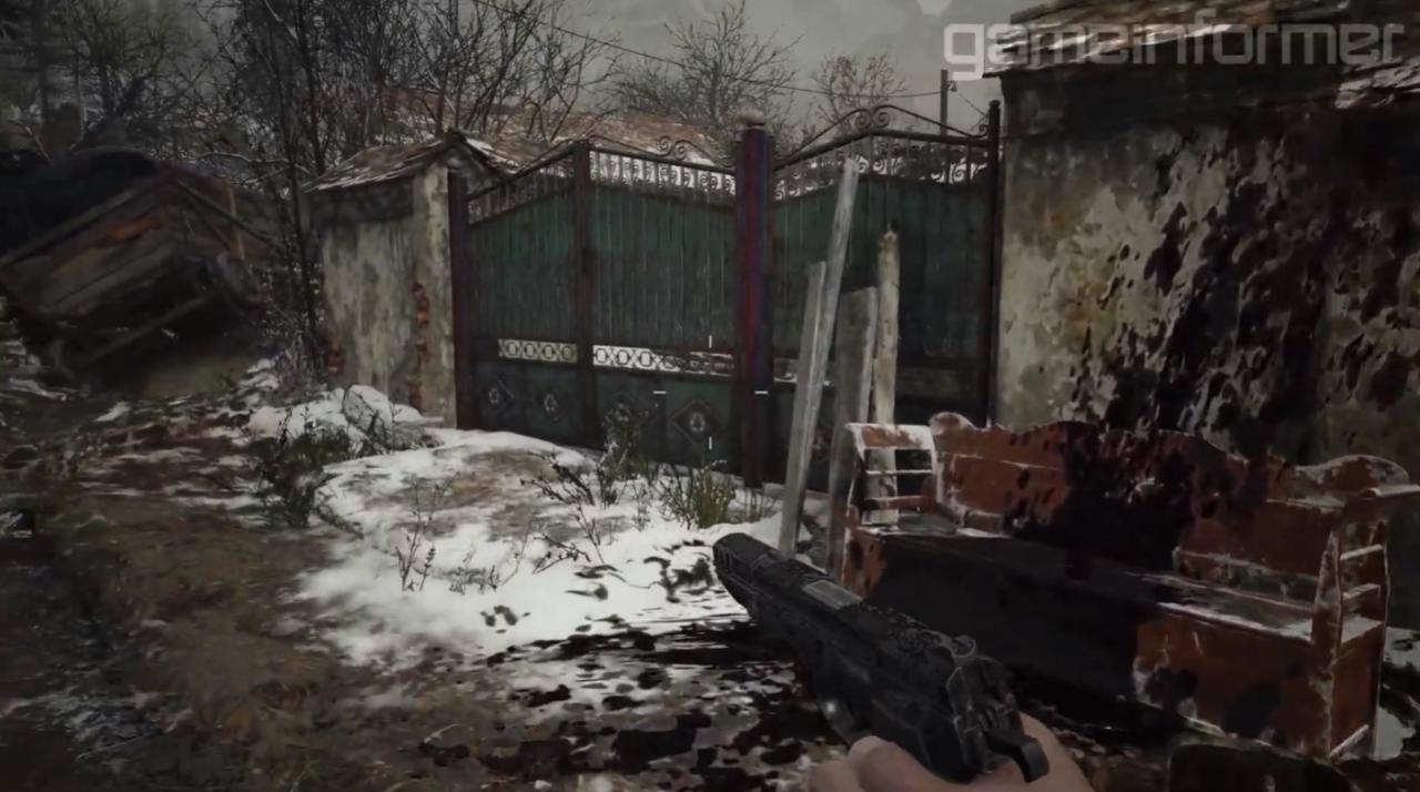 《生化危机8》新环境视频 村庄区域已开放试玩