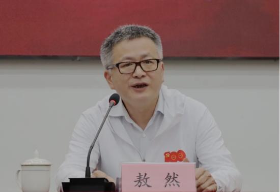 中国音像与数字出版协会常务副理事长兼秘书长 敖然