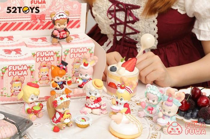 FUWA FUWA甜莓茶会系列1