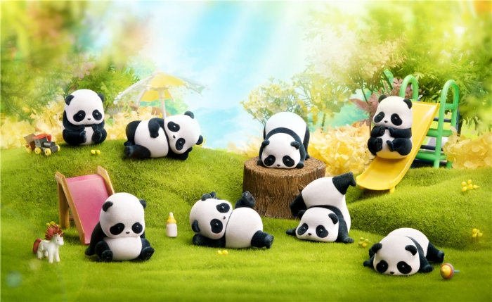 Panda Roll日常第一弹