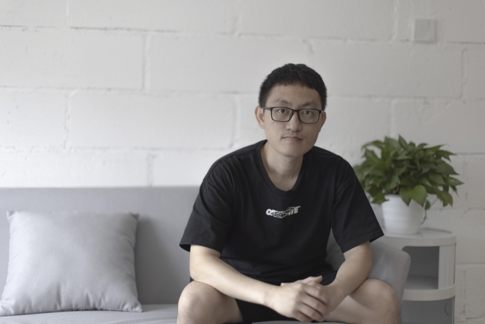 风眼科技联合创始人&首席运营官 梁炳甲照片