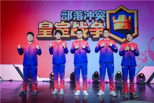 图5:中国皇室代表队完美诠释电精精神.jpg